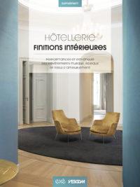 Hôtellerie, finitions intérieures